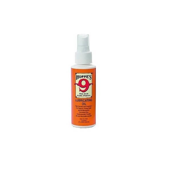 4 OZ LUBE OIL PUMP, BOTTLE Gun Cleaning & Supplies