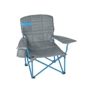 Kelty Lowdown Chair Smoke/Paradise Blue