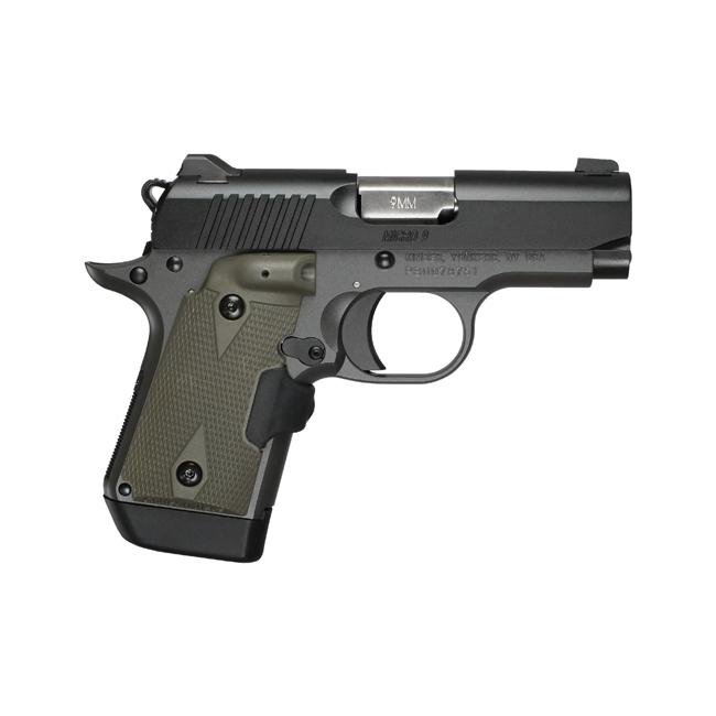 Kimber Micro 9 Woodland Night 9mm Handgun with Crimson Trace Laser Grips