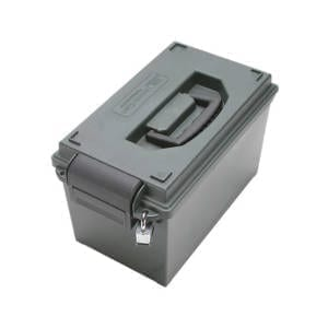 MTM AC11 Durable Ammo Can w/Double Padlock Tabs