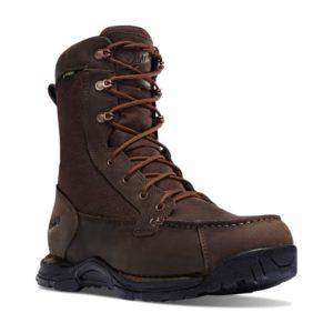 Men's Danner Sharptail 8″ – Dark Brown Boots