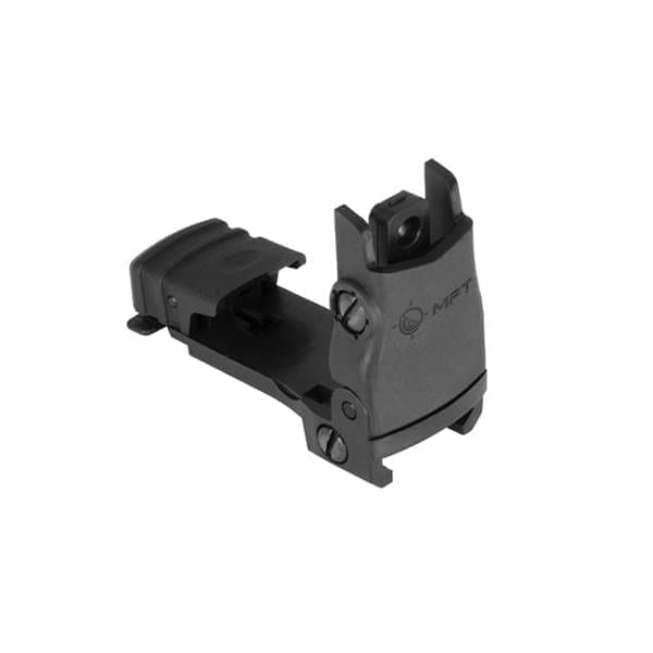 Mission First Tactical Flip Up Rear Sight Firearm Accessories