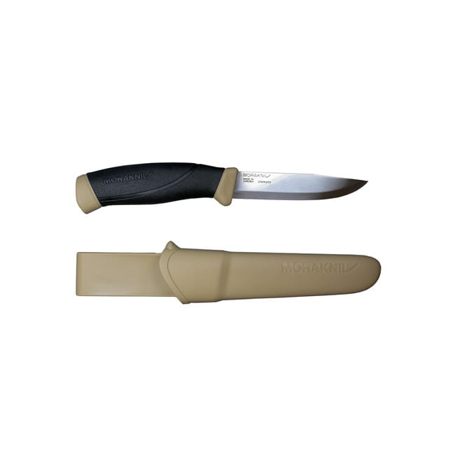 Mora of Sweden Knives Companion Stainless Blade Knife  Knives