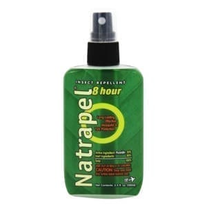 Natrapel Adventure Medical Kits 8 Hour Spray 3.4 oz Pump Camping Gear