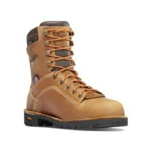 Danner Mens Quarry USA 400G Boots Clothing