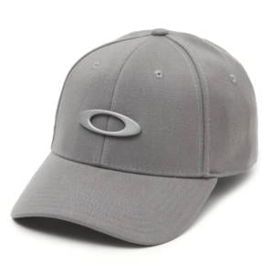 Oakley Tincan Hat Solid Metal Ellipse Logo Caps & Hats