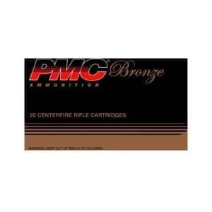 PMC Bronze Full Metal Jacket Boat Tail.223 Rem55 Grain .223 Remington
