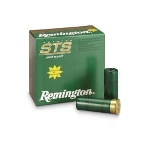 REM STS 12ga #7.5 11/8oz 25rds Ammunition