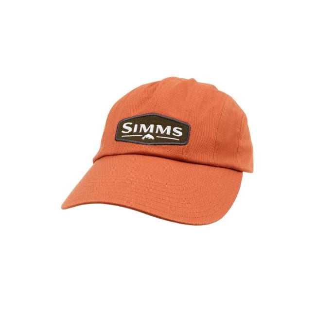 3680c250 SIMMS Double Haul Cap, Orange ⋆ Sporting Shoppe at The Preserve