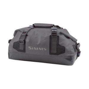 SIMMS Dry Creek Duffel – Gunmetal Accessories