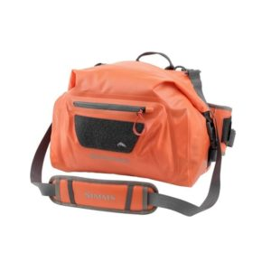 SIMMS Dry Creek Hip Pack, Orange Accessories