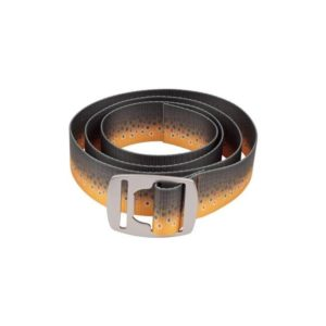 SIMMS Fish Skin Bottle Opener Belt – Brown Trout Accessories