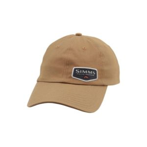 SIMMS Oil Cloth Cap, Loden Clothing