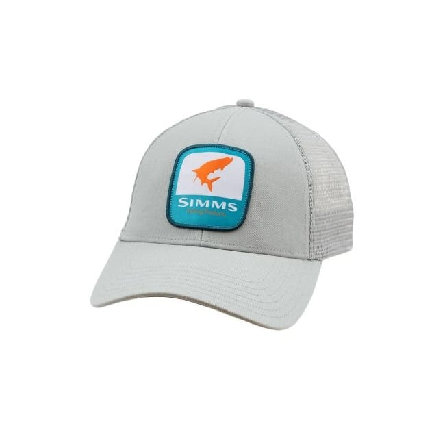 dd4face4 SIMMS Tarpon Path Trucker Hat ⋆ Sporting Shoppe at The Preserve