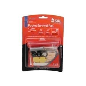 SOL Pocket Survival First Aid Kits