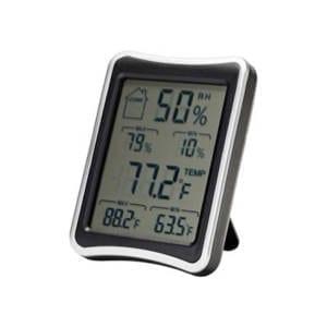 SnapSafe Digital Hygrometer Firearm Accessories