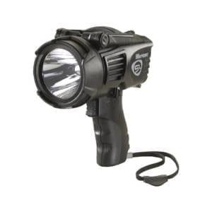 Streamlight Waypoint Spotlight Black Camping Gear