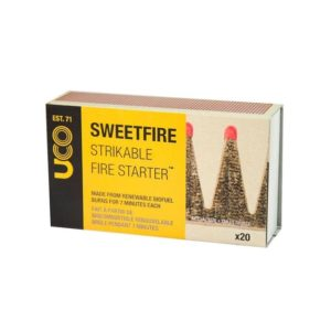 SWEETFIR STRKBLE FIRESTRT 20PK Camping Essentials
