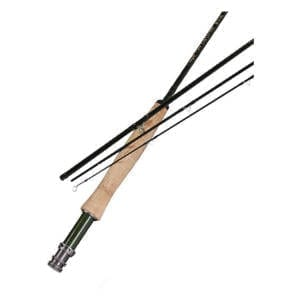 TFO Lefty Kreh BVK Signature Fly Rod 6 wt 9′ 0″ Fishing