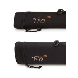 TFO Triangular Rod Case 8'0″ 4pc. Fishing