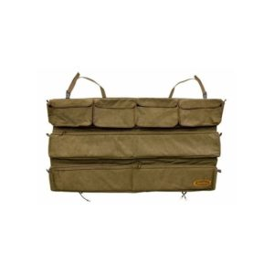 Mud River Truck Seat Organizer Taupe Dog Training & Supplies