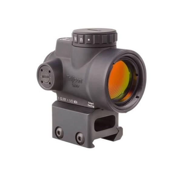 Trijicon 1×25 MRO 2.0 MOA ADJ Red Dot Firearm Accessories