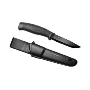 Morakniv Companion 4.1″ Fixed Blade Tactical Knife & Sheath Knives