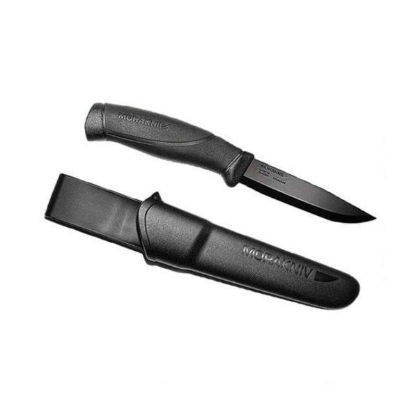 Morakniv Companion 4.1″ Fixed Blade Tactical Knife & Sheath Fixed Blade
