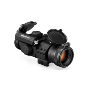 Vortex StrikeFire II Red Dot, 4 MOA Red/Green Dot Optics