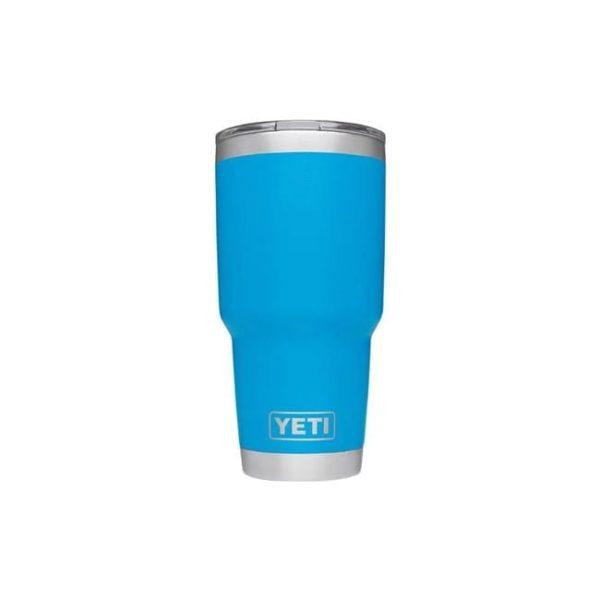Yeti 30 oz Tumbler – Tahoe Blue Camping Gear