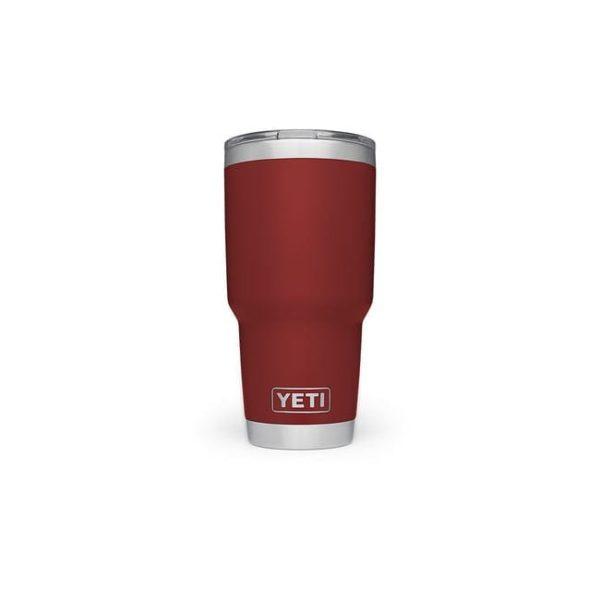 Yeti 30 oz Tumbler – Brick Red Camping Gear
