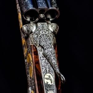 Ziegenhahn & Sohn Sidelock Rib – 28 Gauge Shotgun 28 Gauge