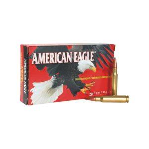 American Eagle .308 Win/7.62 NATO FMJ BT 150GR .308 Winchester