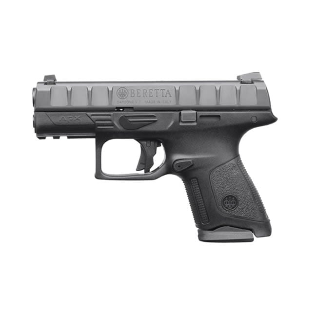 Beretta APX 9MM 3.70 3 Dot Sight 13RD Firearms