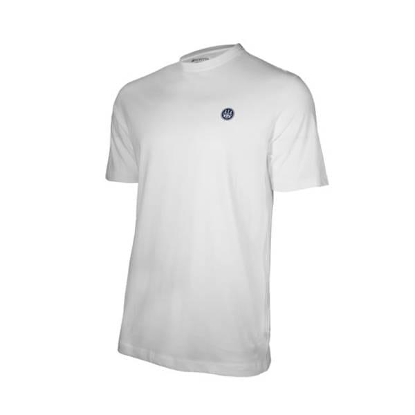 Beretta US Logo Shirt White Clothing