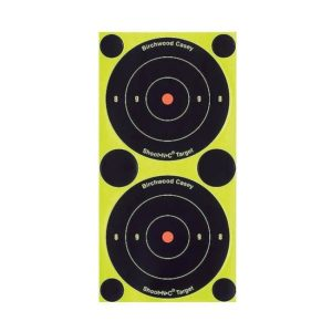 """Birchwood Casey Shoot-N-C 3"""" Bullseye 240 Pk"""