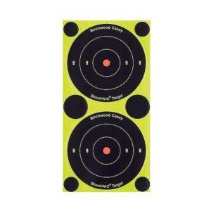 Birchwood Casey Shoot-N-C 3″ Bullseye 240 Pk Firearm Accessories