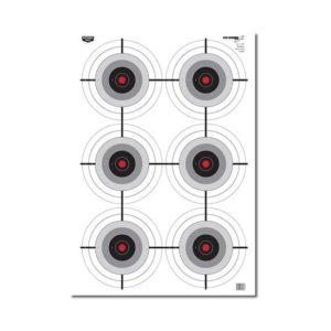 Birchwood Casey Eze-Scorer 23″ x 35″ Multiple Bull's-Eye Firearm Accessories
