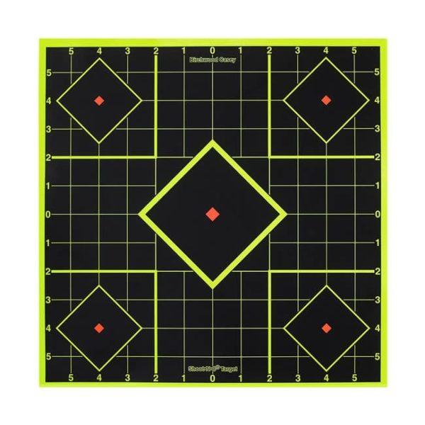 Shoot•N•C® 8″ Sight-In Target Firearm Accessories