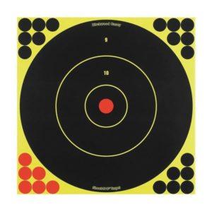 "Birchwood Casey Shoot-N-C Self-Adhesive 12″ Bull""s-Eye Firearm Accessories"