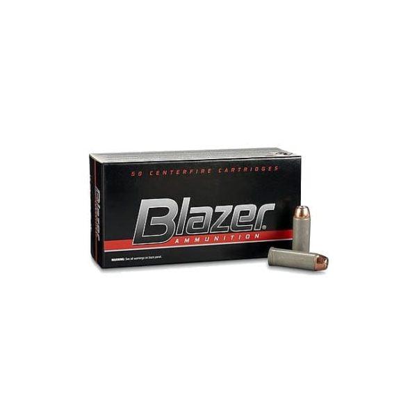 CCI Blazer .45 Colt 200 GR Jacketed Hollow Point 50 Bx .45 Colt