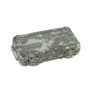 Cigar Caddy 5 Cigar Waterproof Digital Camo Humidoor Cigars