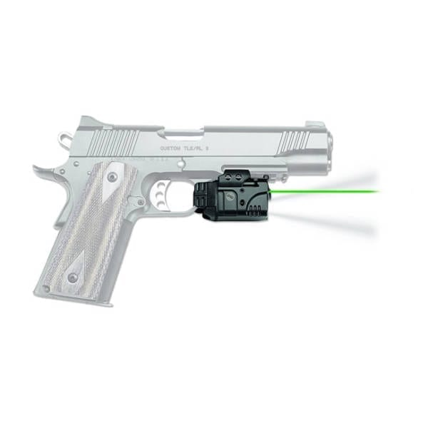 CRI RAIL MASTER/LED GREEN Laser Sights
