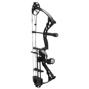 Diamond Archery Infinite Edge Pro Compound Bow Package, 70 lb., Black, Right Handed