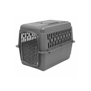 Doskocil Intermediate Gray Pet Porter Dog Training & Supplies