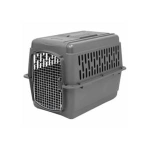 Doskocil Large Gray Pet Porter Dog Training & Supplies
