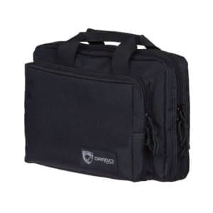 Drago Gear Heavy Duty Double Pistol Case