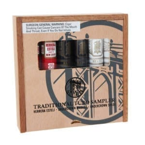 Drew Estate Traditional Tubo Six Cigar Sampler Cigars
