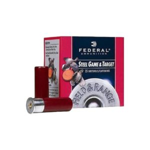 Federal Field & Range Game & Target Ammunition 12 Gauge