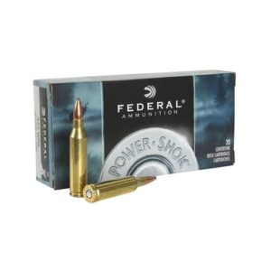 Federal Power-Shok 243 Winchester 100 GR Soft Point .243 Winchester
